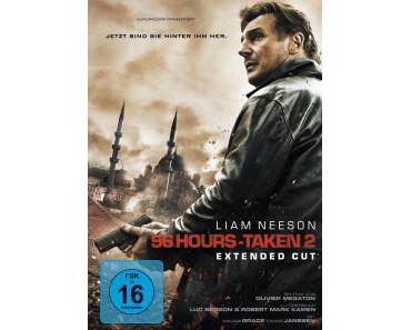 Filmkritik '96 Hours – Taken 2′ (DVD)