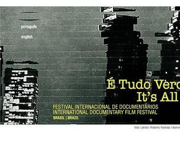 It´s All True 2013. Das Dokumentarfilmfestival in Rio de Janeiro