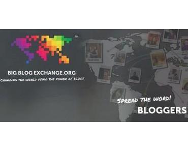 The Big Blog Exchange