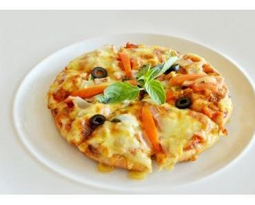 Ernährung – Pizza