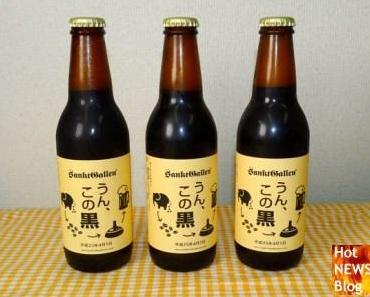 Bier aus Elefanten-Dung
