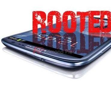 Samsung Galaxy S3 rooten