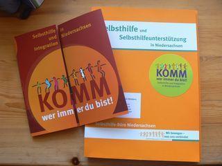 Selbsthilfe und Integration in Niedersachsen, ein neues Projekt: Komm, wer immer du bist!