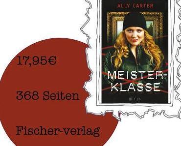 Meisterklasse - Ally Carter