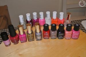 Kosmetik, Duft und Nagellack