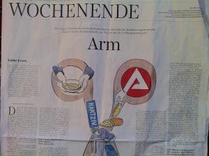 Lebenslagen in Deutschland: Pressefeigheit statt Pressefreiheit