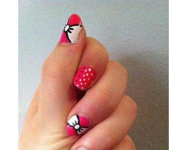 Nailart #4: Schleifen Nägel