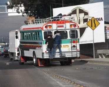 Teil 2: Kaffee-Exkursion nach Guatemala