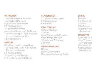 13 Tag.- Jamie Oliver 30 Minuten Menü - Gefüllte Hähnchenbrüste auf Zyprische Art