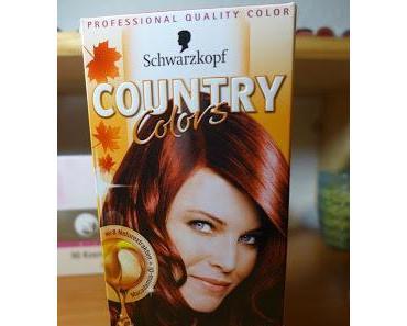 [Haarfarbe] - Schwarzkopf Country Colors Granatrot