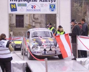 Salzburgkäfer – Rallye Käfer und die Österreicher