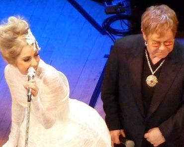 Elton John: Lady Gaga ist die Patin seiner Söhne