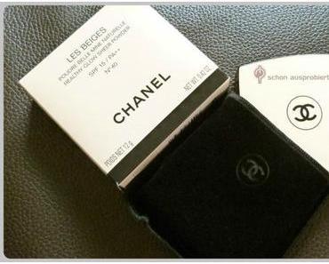 Shopping: Chanel Les Beige aus dem Duty Free Heinemann Frankfurt Airport