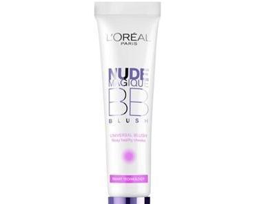 Neu von L'Oréal: BB Powder und BB Blush (und was es mit CC auf sich hat…)
