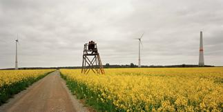 Randzone: Fotografische Szenen aus der Altmark