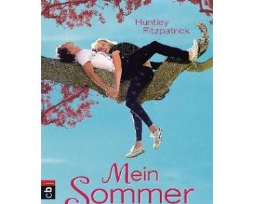 ♡ Rezension: Mein Sommer nebenan von Huntley Fitzpatrick ♡
