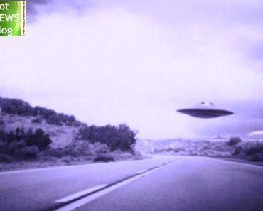 Irland - Piloten verhindern Zusammenstoss mit UFO