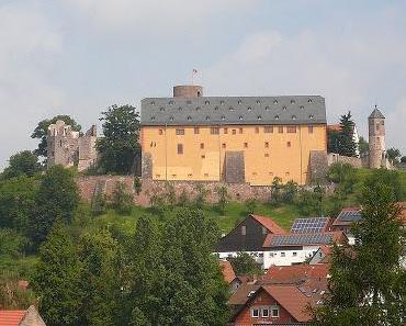 Burg Schwarzenfels - Sinntal (Kulturtipp)