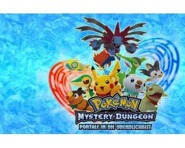 Pokémon Mystery Dungeon: Portale in die Unendlichkeit – Ab Mai erhältlich