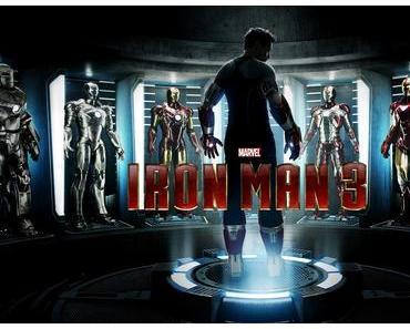 Review: IRON MAN 3 - Der Eisenmann ist müde