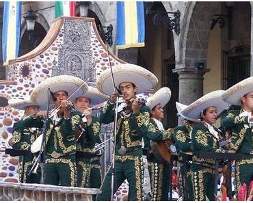 Mariachis und Weltkulturerbe