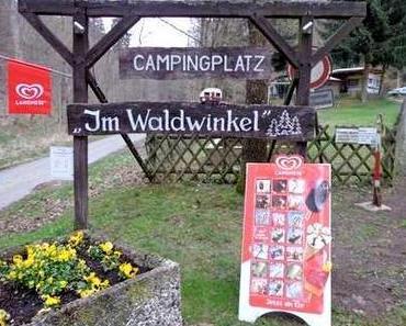 Campingplatz im Waldwinkel, Zorge (Harz)