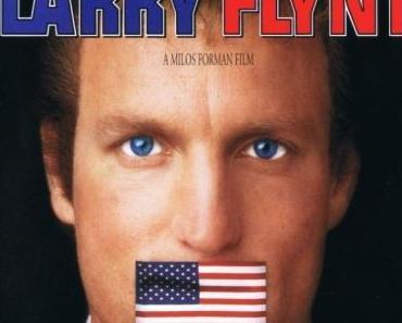 Review: LARRY FLYNT - DIE NACKTE WAHRHEIT - Perversling, Staatsfeind, Revolutionär