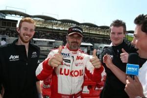FIA WTCC: Muller siegt in Rennen 1