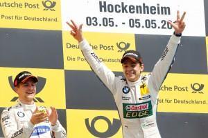 DTM: Doppelsieg für BMW beim Saisonauftakt in Hockenheim
