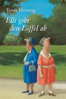 """""""Elli gibt den Löffel ab"""" von Tessa Hennig"""
