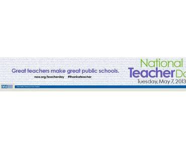National Teacher Day – Der Tag der amerikanischen Lehrer