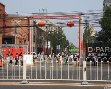 Plan für die China Reise 2013 (中国)