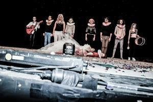 """""""Romeo und Julia"""" / Schaubühne Berlin / Regie –Lars Eidinge"""