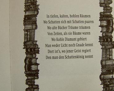 { What I read } Die Stadt der Träumenden Bücher