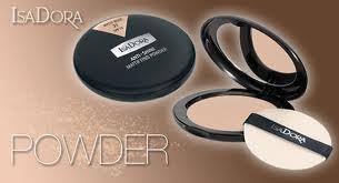 ISADORA - Anti - Shine Mattifying Powder