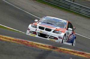 Christian Klien gewinnt Regenquali in Spa