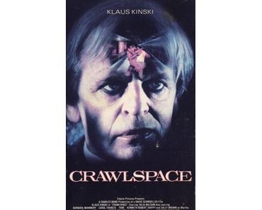 Review: CRAWLSPACE - KILLERHAUS - Klaus kriecht durchs Haus