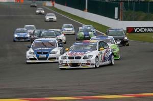 Johannes Leidinger gewinnt Rennen 2 der ADAC Procar in Spa