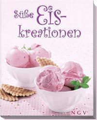Erdbeer-Rhabarber-Joghurt-Eis