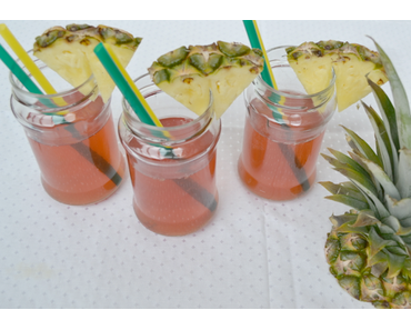 #71 Selfmade Papaya-Ananas Limonade