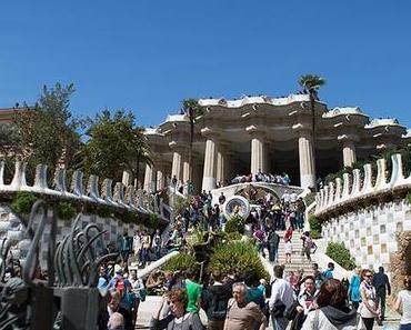 Park Güell – der grüne Garten in Barcelona von Antoni Gaudi