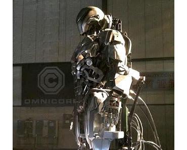 Robocop: Clip vom Set zeigt RoboCop auf Motorrad
