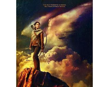 Die Tribute von Panem: Catching Fire: Jennifer Lawrence in heroischer Pose