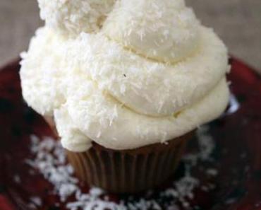Schoko-Kokos-Cupcake