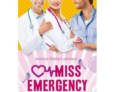 ♡ Rezesion: Miss Emergency 04- Operation Glücksstern von Antonia Rothe-Liermann ♡