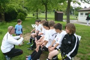 Fußball und Kinder • Eine wahrlich gute Mischung