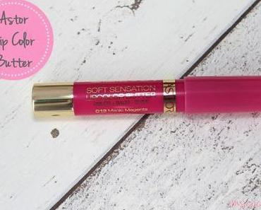 Astor Soft Sensation Lipcolor Butter 'Magic Magenta' [Review]