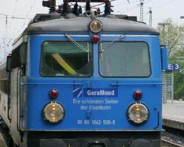 Nostalgiezugfahrt nach Hamburg