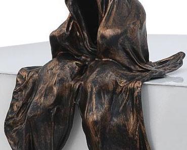 Die Welt der Kunst Arsmundi, Die Wächter der Zeit, Mini Wächter, Skulpturen von Manfred Kielnhofer im Kunst online shop