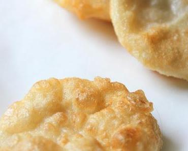 Pişi (Pischi) / Frittierte Teigstücken